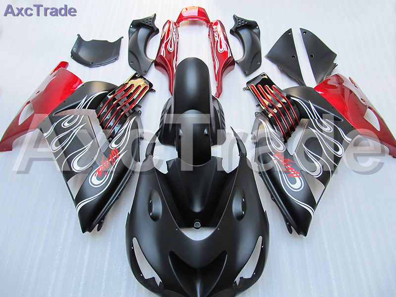 Moto Injection Mold Motorcycle Fairing Kit For Kawasaki Ninja ZX14R ZX-14R ZZ-R1400 ZZR1400 2006 2007 2008 2009 2010 2011 C548 black moto fairing kit for kawasaki ninja zx14r zx 14r zz r1400 zzr1400 2006 2007 2008 2009 2010 2011 fairings custom made c549