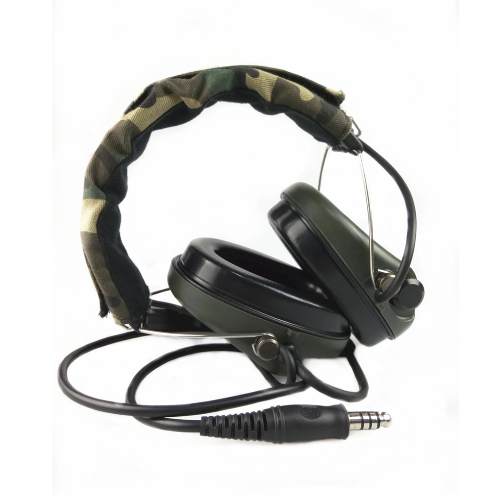 Z Tactical Military Headset Hoofdtelefoon Airsoft Radio Comtac IPSC - Jacht - Foto 3