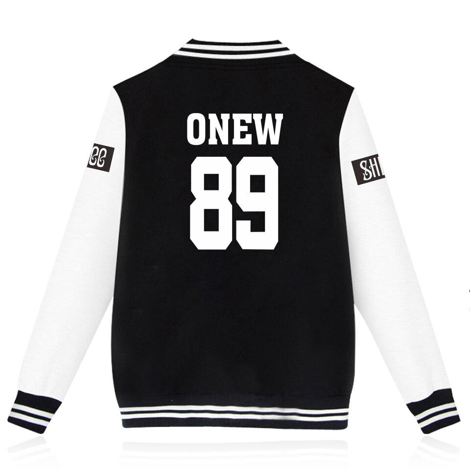 BTS Shinee Jonghyun Korean Kpop Winter Jacket Women Plus Size Fashion Ladies Female Harajuku Casual Streetwear Jacket Women 4xl 1