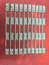 200 Pieces / lot Original New LED Strip for KONKA KDL40SS662U 35019864 KDL39SS662U 35018339 4 LEDs (6V) 327mm