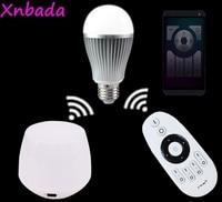 Mi Light 2 4G E27 9w Led Bulb Cw Ww Led Lamp AC85 265v Wireless Rf