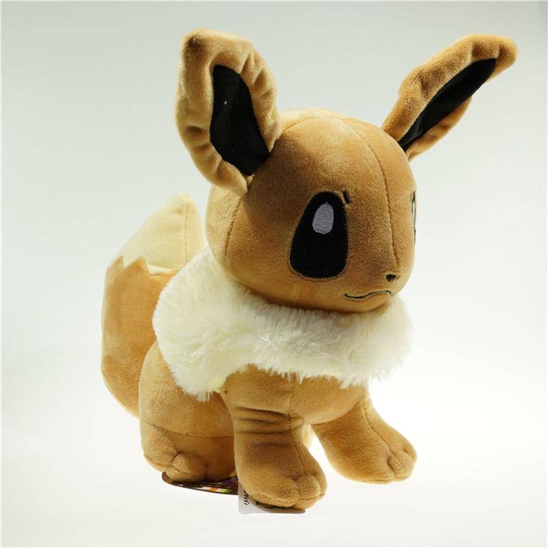 Hot Pokemon Eevee Cos Espeon 22cm Anime Stuffed Toy Plush Doll Collectible Gift