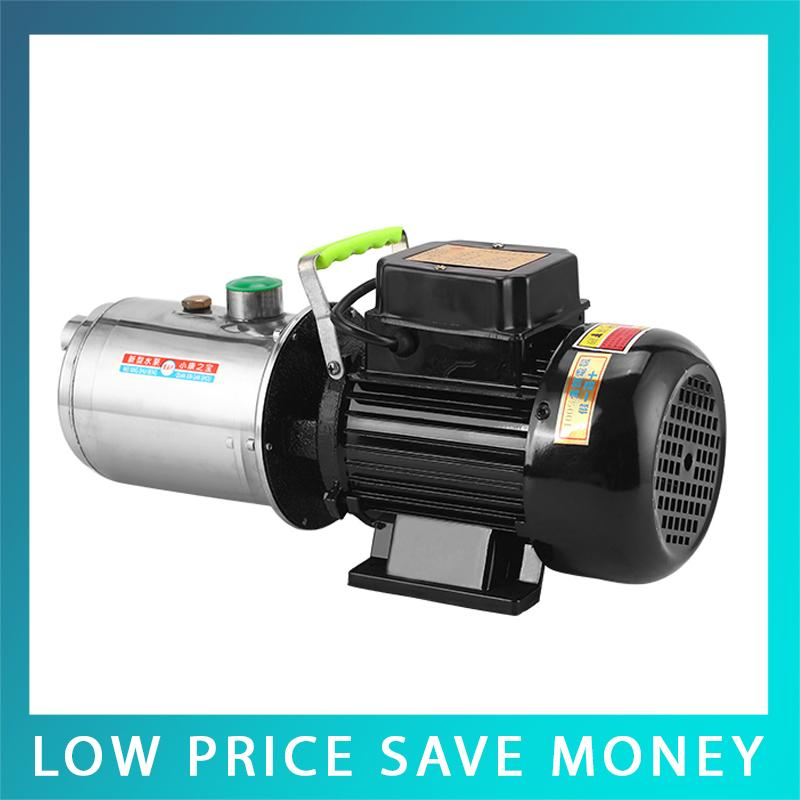 1.1kw High Pressure Water Pump Booster 220V Centrifugal Water Pump 220v cast iron self suction centrifugal pump home use booster pump 1zdb 45