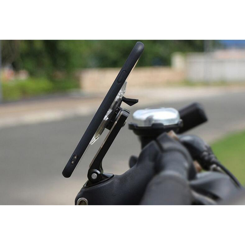 Universal Para Bicicleta Teléfono Hold Holder Bicicleta de Carretera Rotación Mó