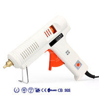 Good 150W High Power Hot Melt Glue Gun 100 240V Glue Tool Adjustable Temperature Repair Tool with 2pcs Glue Sticks