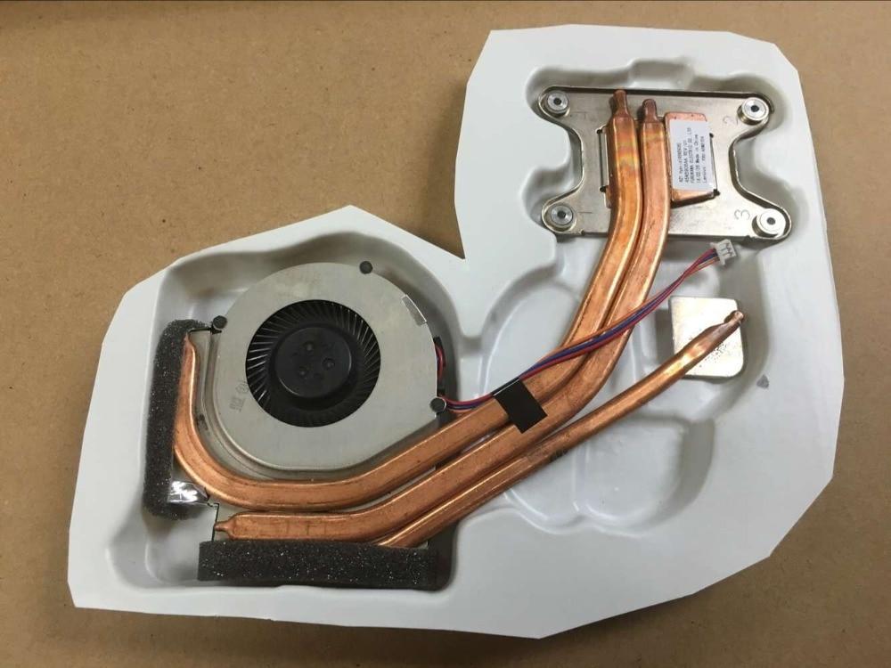 Genuine New Heatsink Fan For IBM lenovo Thinkpad T410 T410i 45M2724 Series CPU Cooling FAN with HeatSink genuine for lenovo thinkpad e550 cpu cooling fan heatsink 00ht550