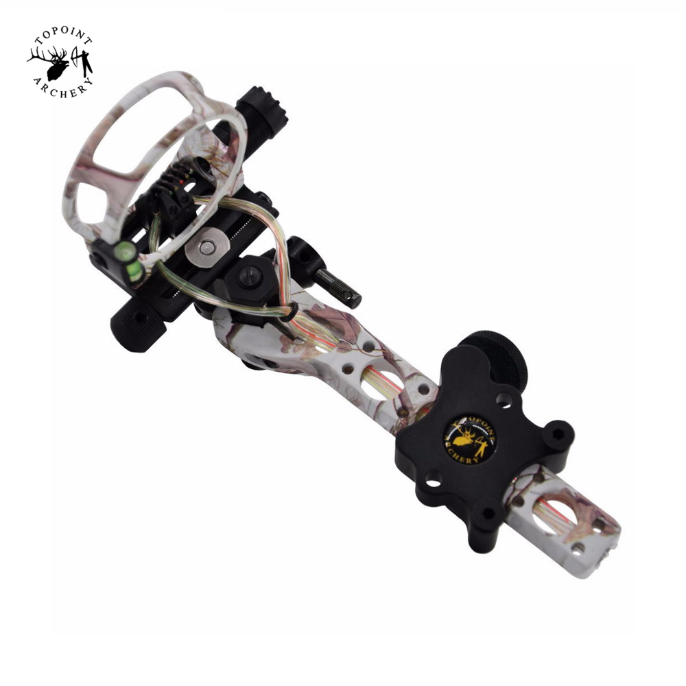 Compound Bow Sight 5 Pins 0.019
