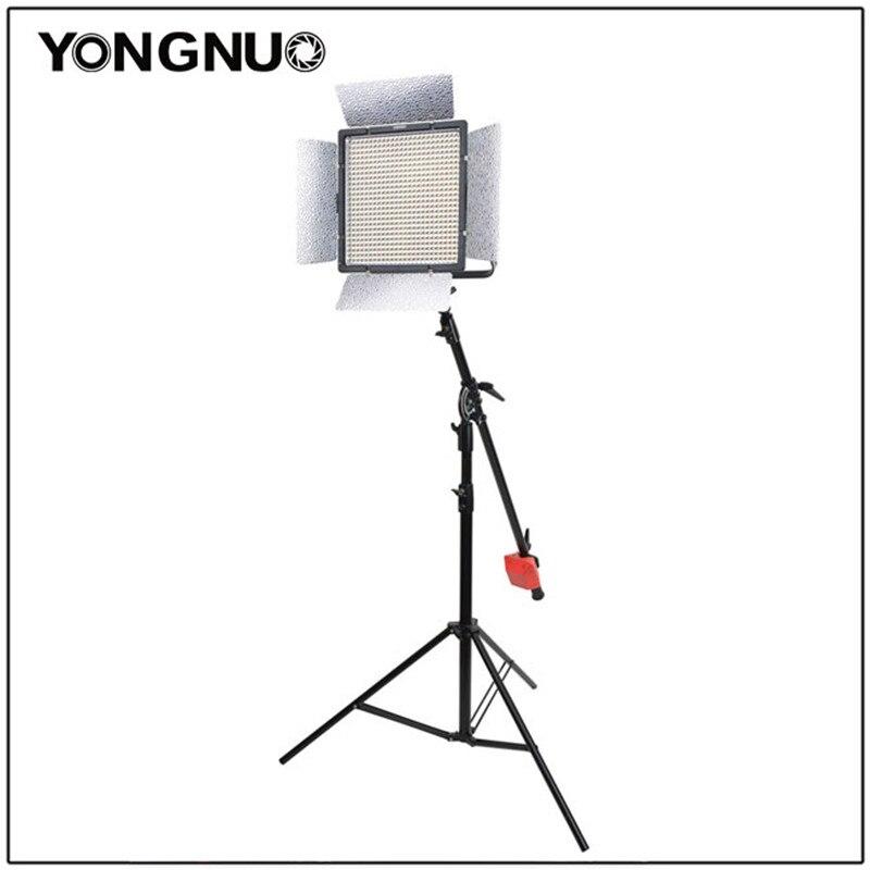 YONGNUO YN900 II Pro LED panneau vidéo lumière avec température de couleur réglable 3200 K-5500 K pour Canon Nikon caméra caméscope