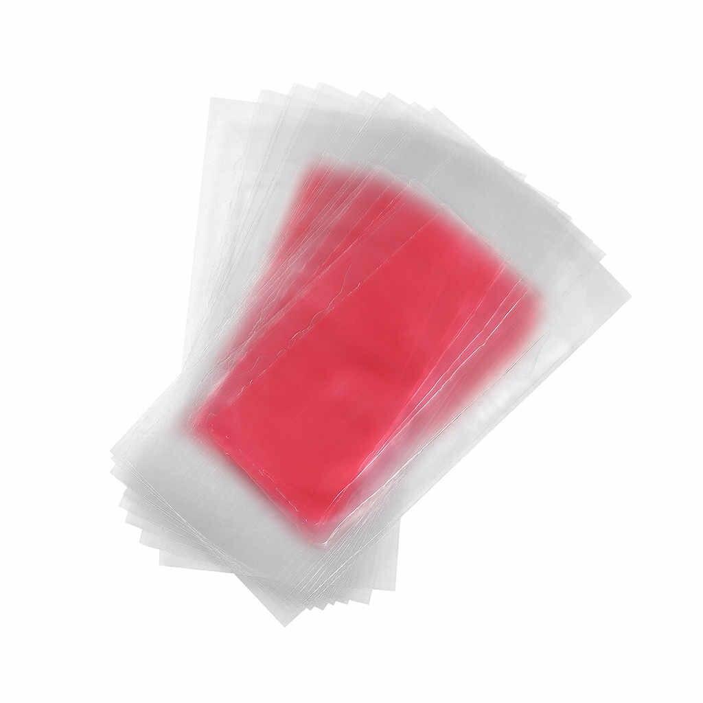 10 pcs Kaldırma Nonwoven Vücut Bez Saç Kaldır Balmumu kağıt rulolar Yüksek Kalite Epilasyon Epilatör balmumu şerit kağıt rulosu