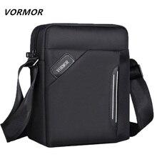 Vormor Водонепроницаемый Брендовые мужские сумки через плечо, новая мода мужская сумка через плечо, дизайнерские сумки высокое качество, Повседневная мужская сумка