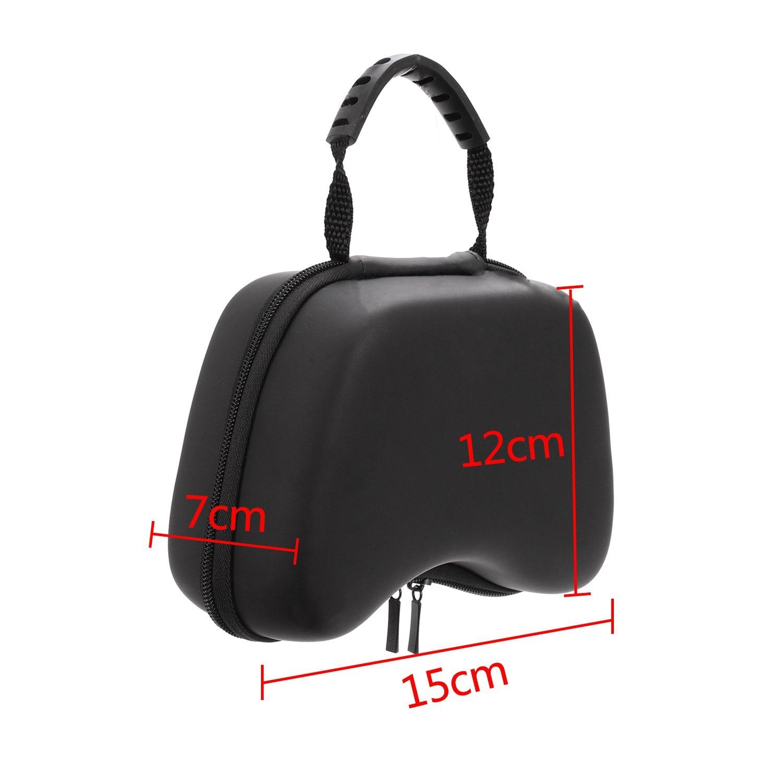 Gamepad Pack EVA Hard Handle Protection Storage Bag Portable Handle Dust