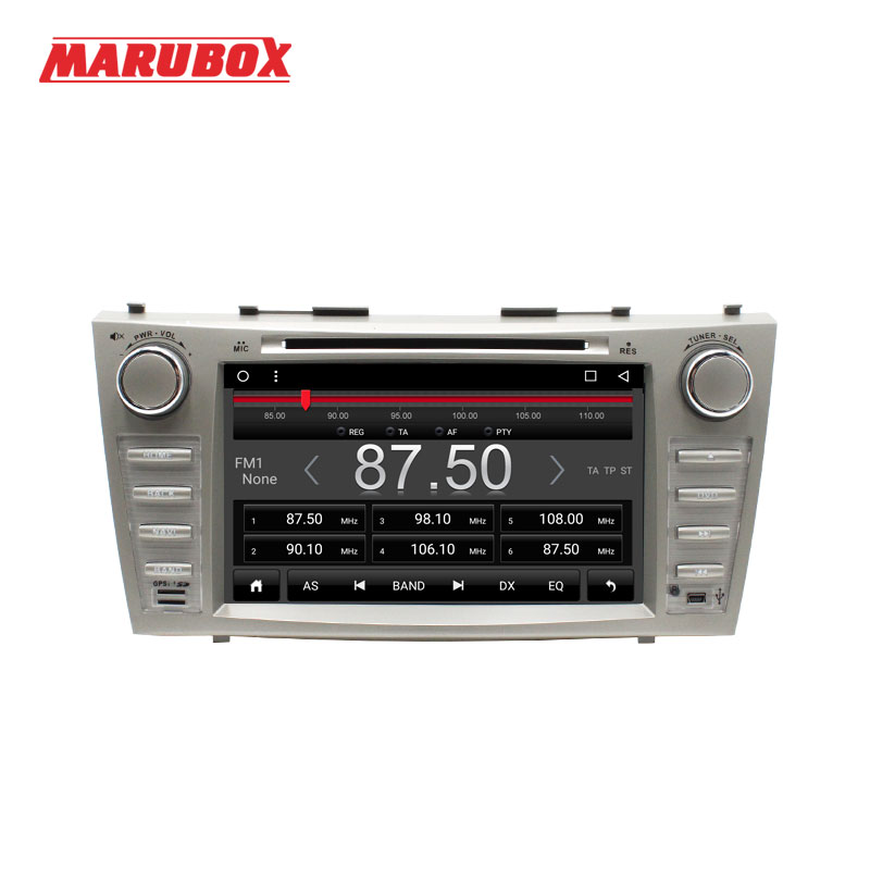 MARUBOX 2DIN Quad Core 8 inch Android 7 1 For Toyota Camry 2006 2011 GPS Bluetooth
