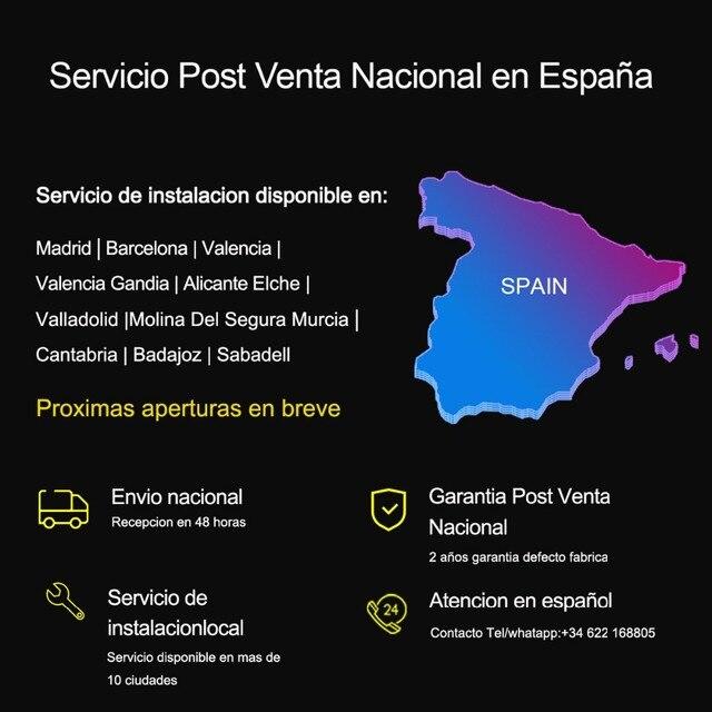 Ownice car dvd gps navigation Spain Local Service  local installation  local Warraty