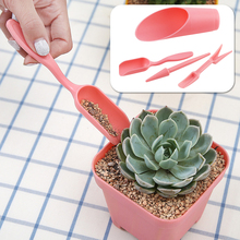 Экологичный Набор садовых инструментов цветы растительные теплицы саженцы трансплантация Дырокол маленький для полива выращивания