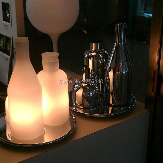 Replica guido rosati bacco 123 table lamp undimmable 3 wine replica guido rosati bacco 123 table lamp undimmable 3 wine bottles table lamp aloadofball Choice Image