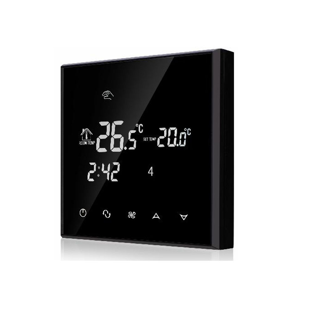 Digital Thermostat Touch Screen Weekly Programmable 16A Infrared Heating Thermostat Room Temperature Controller infrared panel heater accessories digital room heating thermostat temperature controller