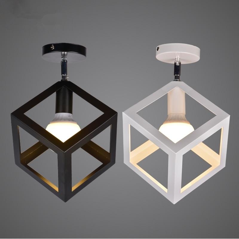 Amiable Nordic Loft Hanging Minimalist Led Chandelier Adjustable Lamp Multi Bulb Art Decoration Light E27 Dining Room/restaurant/foyer Lights & Lighting