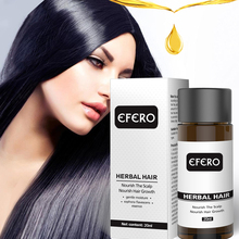 EFERO Hair Care Hair Growth Essence Essential Oils Prevent Hair Loss Products Growth Serum Damaged Hairs Treatment Repair 20ml