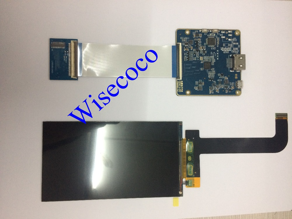 5 5 inch LCD screen display with HDMI top MIPI controller