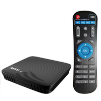 MECOOL M8S PRO Android 7.1 Smart Box TV BT 4.1 DDR4 Amlogic S912 2.0 GHz Octa Core ARM Wifi 4 K Full HD 3G di RAM 32G ROM Set Top Box