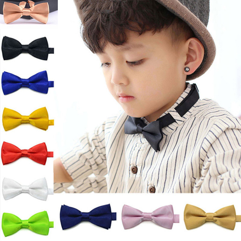Fashion Style Kids Green Suspender /& Bow tie Wedding Prom Party Portrait Picture