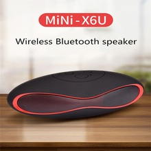 Mini Wireless Bluetooth Speakers Portable Handsfree Speaker Built in MIC Audio Receiver boom box Support TF Card USB enjoy music havit® hv m6 wireless bluetooth 4 0 nfc sports speaker with built in microphone support tf card 3 5mm audio external connect up to 6 hours music playing easter day special