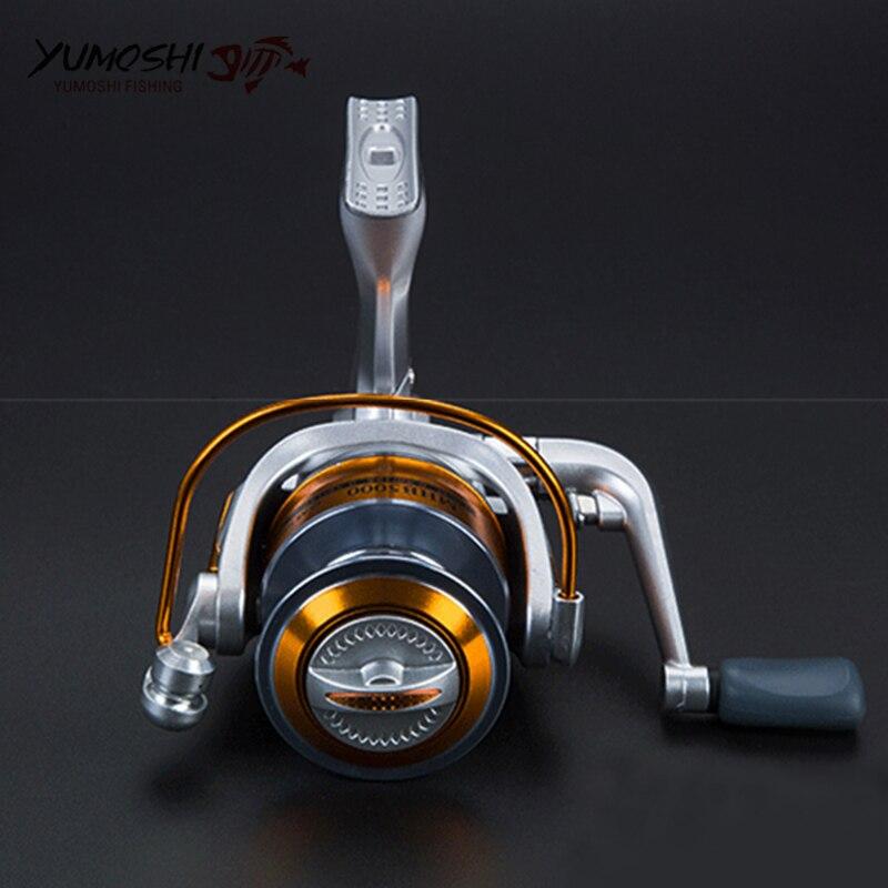 Neue 6BB Spinning Angelrolle 2000-6000 5.5: 1 - Angeln - Foto 2