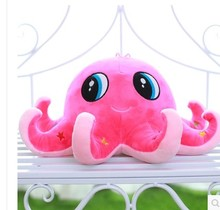 New arrival Octopus doll plush toys Marine animal dolls pillow cushion for leaning on children s