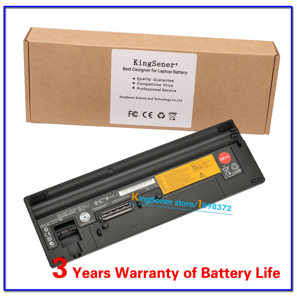 Kingsener neue verlängerte batterie für lenovo thinkpad t430 w530 w510 t510 t530...