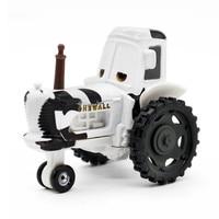 Disney Cartoon Cars Pixar Cars Cow Tractor Alloy Diecast Metal Toy Car 1 55 Loose Brand