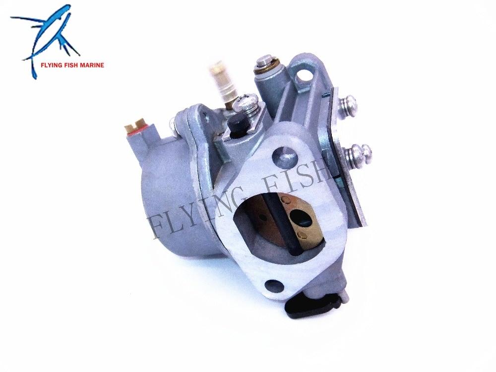 67D-14301-01 Outboard Motors Carburetor Assy  for Yamaha 4-stroke 4hp 5hp F4A F4M 67D-14301-13-00 67D-14301-11