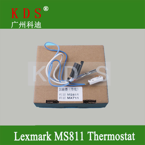 Original Printer Part Temprecture Security for Lexmark MX810 MX811 MX812 MX711 MX710 MS811 MS810 Thermostat from New Machine chip for lexmark mx 811 dtme for lexmark 812 dtfe for lexmark mx 810dme new toner refill kits chips fuses free shipping