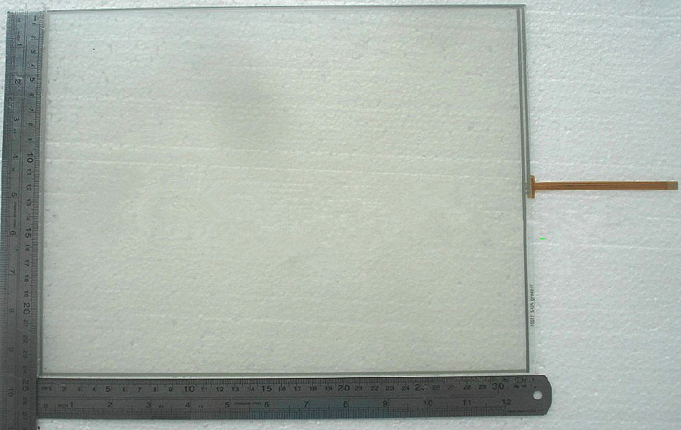 все цены на  15 inch touch for T-010-1201-X131/01  4 Wires touch panel glass free shipping  онлайн
