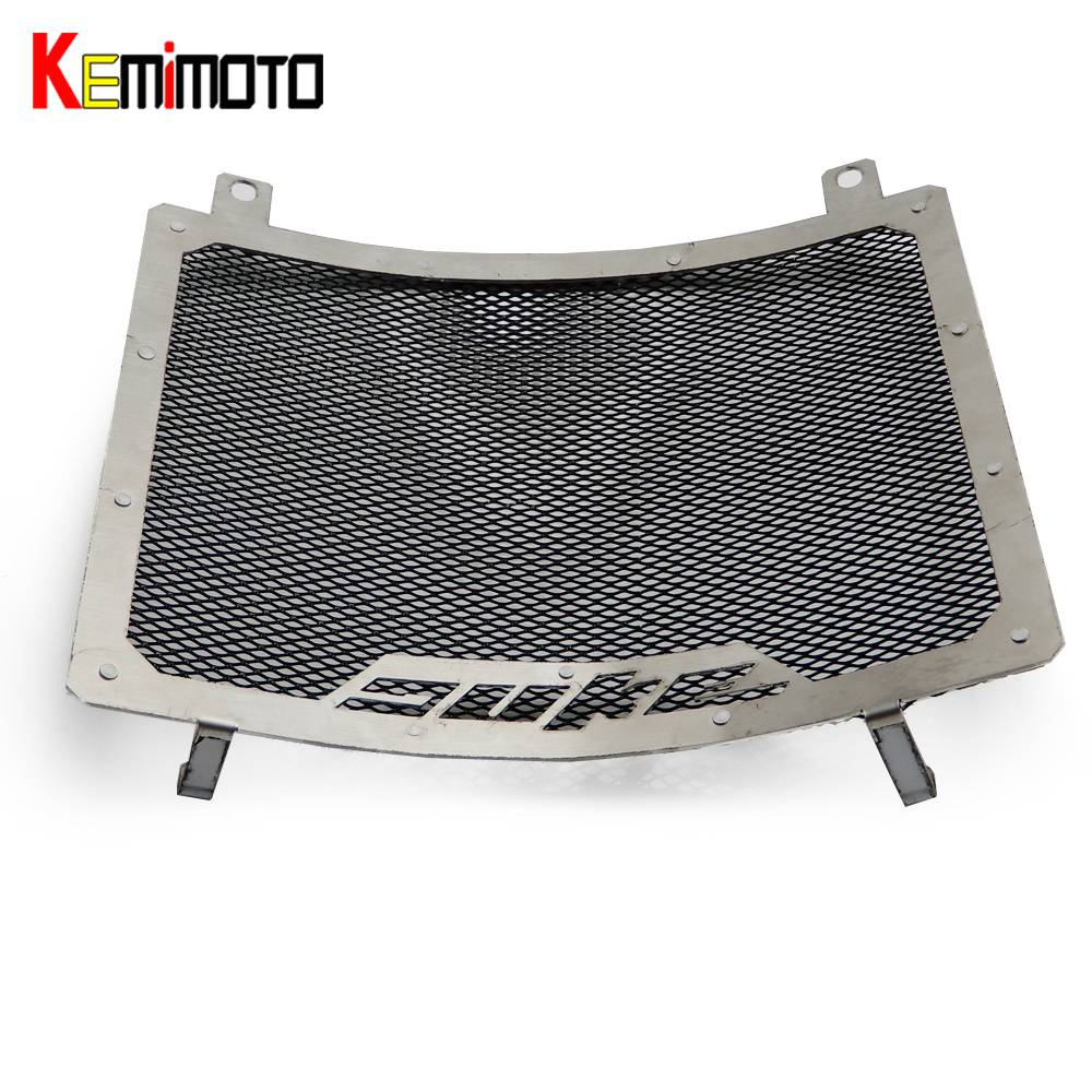 KEMiMOTO for KTM DUKE 690 Radiator Guard for KTM 690 Radiator Grille Radiator Protective Cover 2012 2013 2014 2015 2016 2017 motorcycle radiator grill grille guard screen cover protector tank water black for bmw f800r 2009 2010 2011 2012 2013 2014