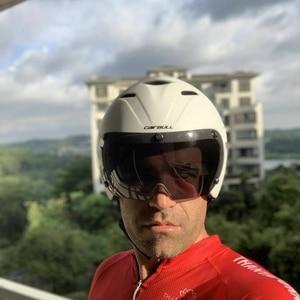 Image 2 - Cairbull Triathlon/Time ทดลอง TT Aero หมวกกันน็อค