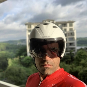 Image 2 - cairbull Triathlon/Time Trial TT Aero Helmet