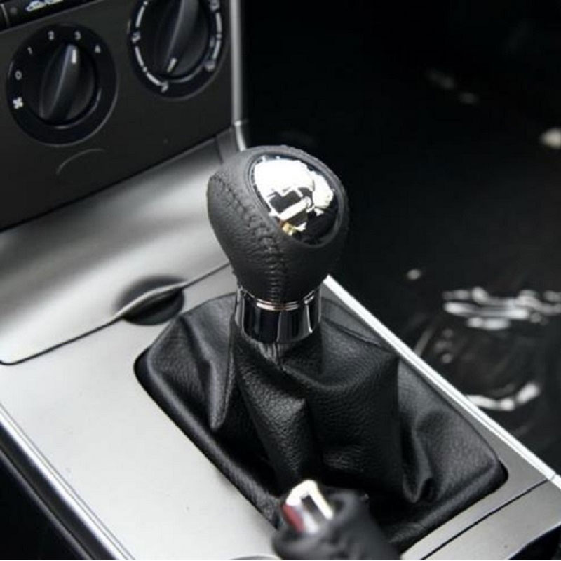 Knob Boot Car-Styling-Accessories Car-Shift-Gear 2002 2004 2006 2005 2007 Mazda 6 Gaitor