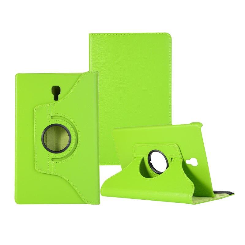 100PCS Lot 360 Rotation Case For Samsung Galaxy Tab A 10 5 T590 T595 T597 Protectors