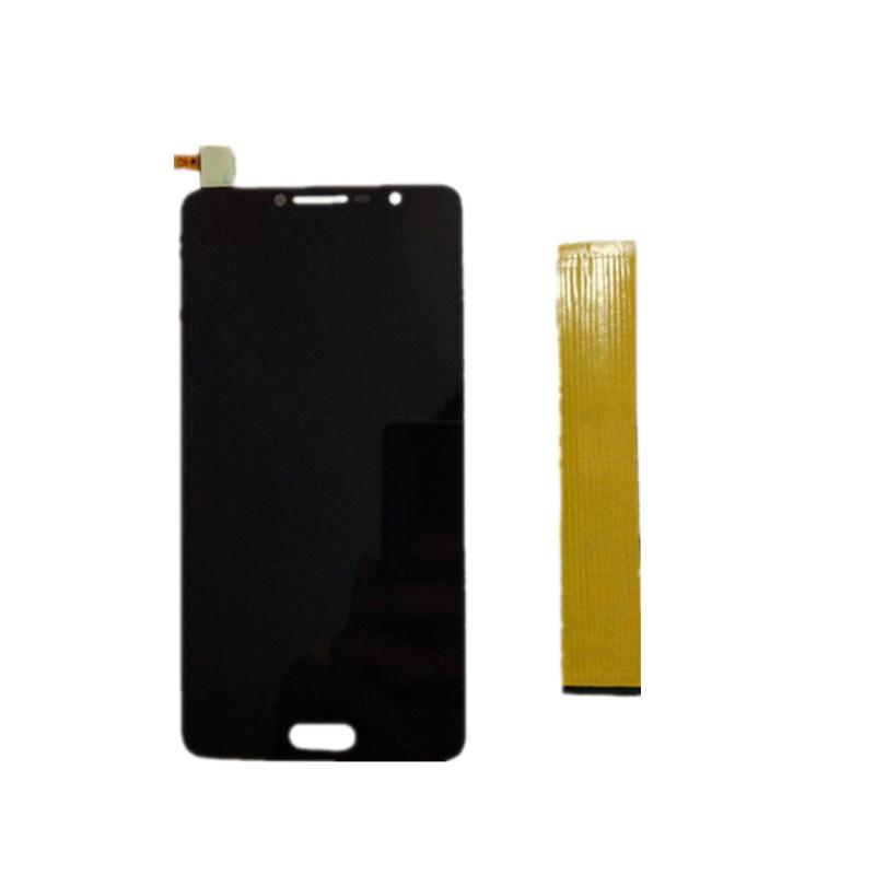 Prix pour 5.5 pouce 100% garantie Pour Alcatel One Touch Flash Plus 2 LCD Display + Digitizer Écran Tactile de Remplacement Accessoires Téléphone Portable