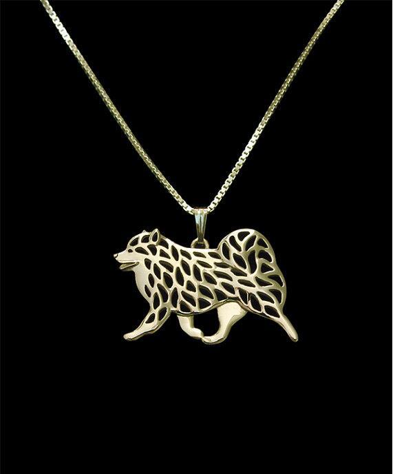 DANGGAO fashion Ձեռագործ Ֆինլանդիայի Lapphund - Նորաձև զարդեր