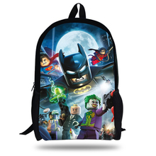 Batman Cool Backpack (27 Designs)