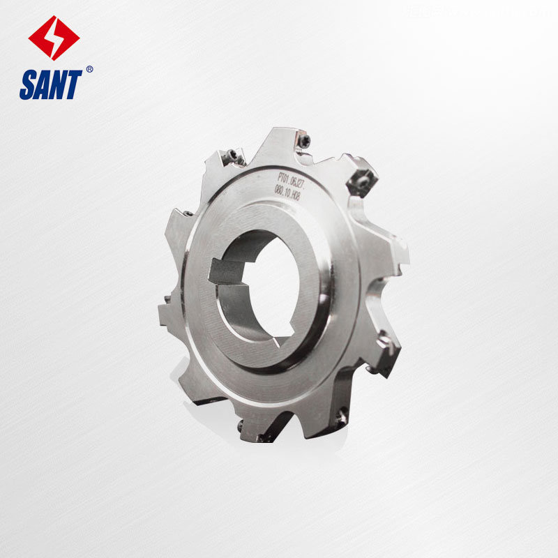 Side and face milling cutter Indexable milling cutter insert MPHT060304-DM disc PT01Side and face milling cutter Indexable milling cutter insert MPHT060304-DM disc PT01