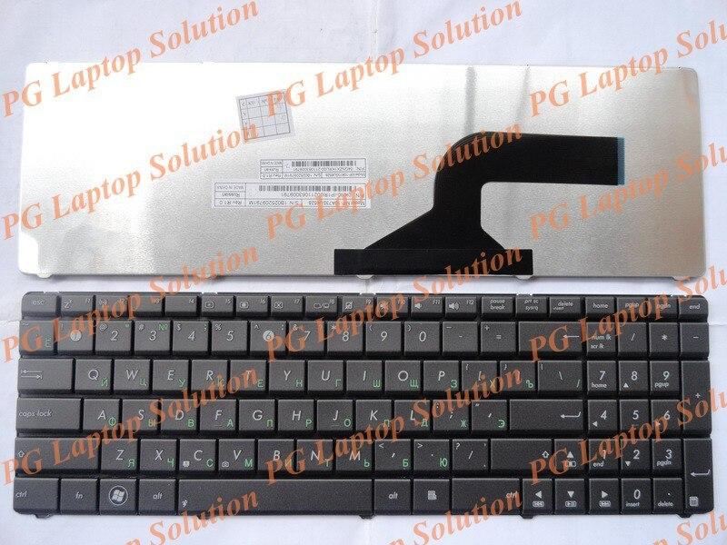 Original Russian Keyboard for ASUS K53S K53SJ K52F-BBR5 K53Z N53 K54 K54H G60 G60J G60Jx G60V G60Vx RU keyboard