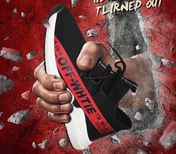 Скидка ультра брендовые кроссовки мужские спортивные кроссовки boost zapatos hombre дышащие белые черные желтые красные цветные парусиновые туфли
