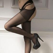 Criss Cross Style Sexy Stockings