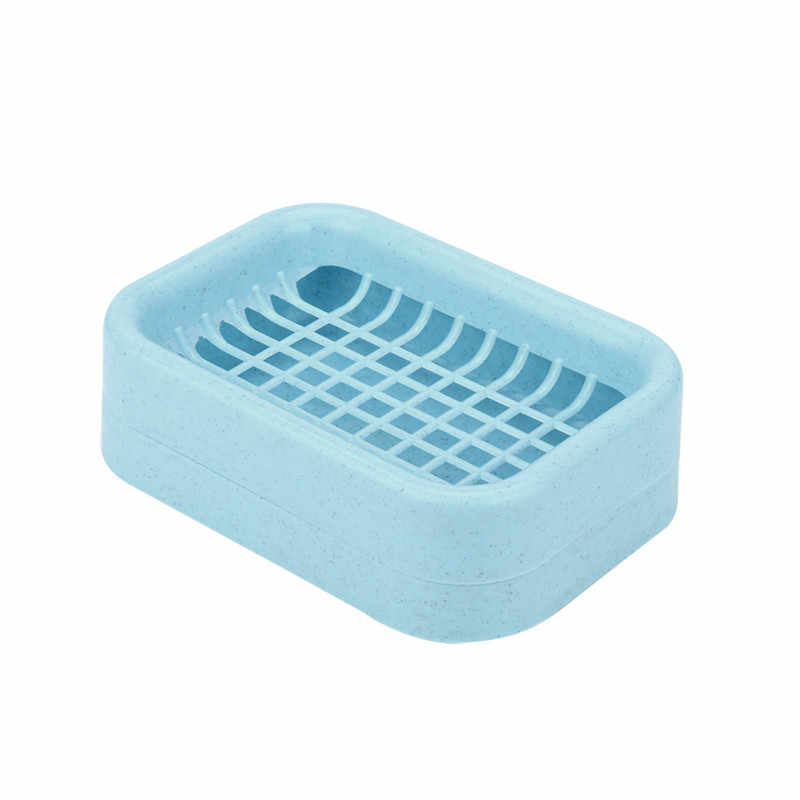8 Colors Brand New Travell Plastic Soap Dish Box Case Holder        x30406