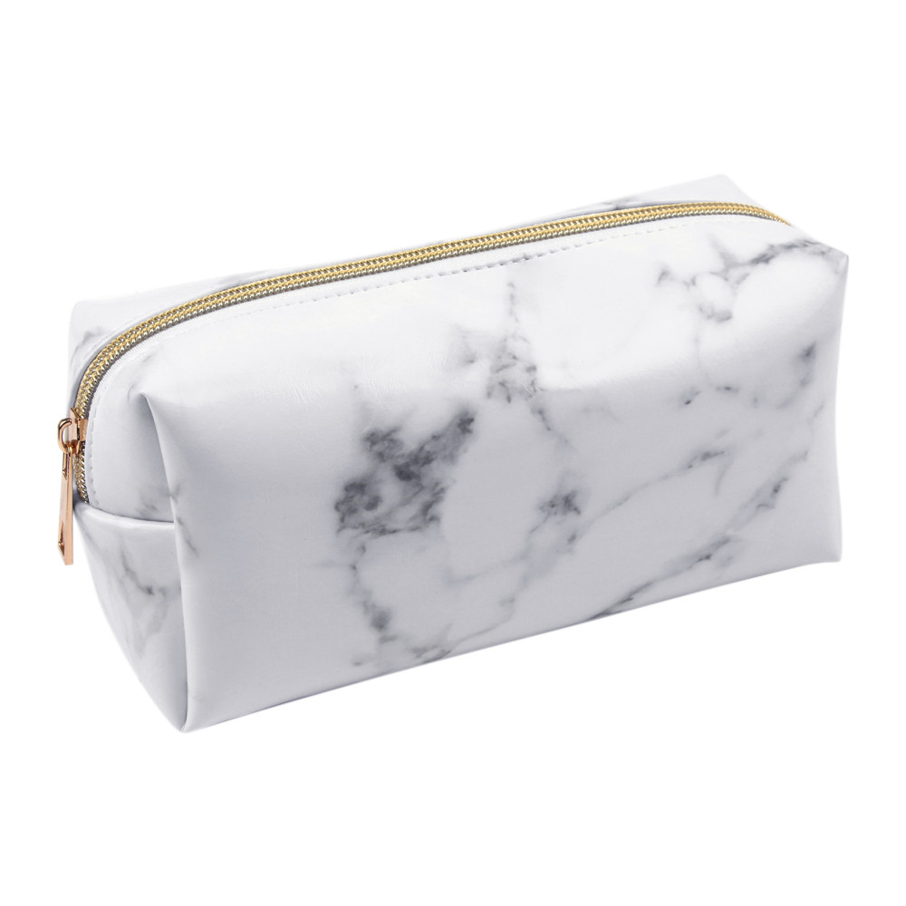 best selling 2018 products Beauty Travel Cosmetic Bag Girls Fashion Soft Hair Pr