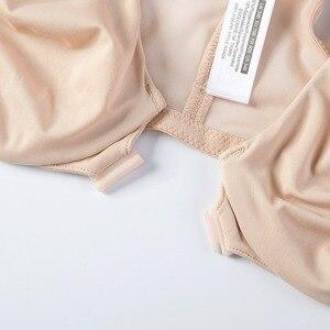 Image 5 - Delimira נשים של חדש חלק מלא כיסוי ללא מרופדת קדמי סגירת חזייה