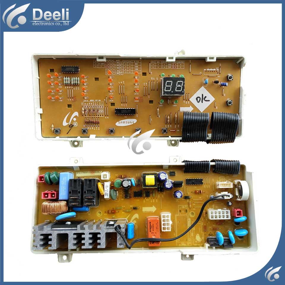100% tested Original for samsung washing machine board DC92-00134D WF8752NAS/XSC used board used 100% tested ut38e
