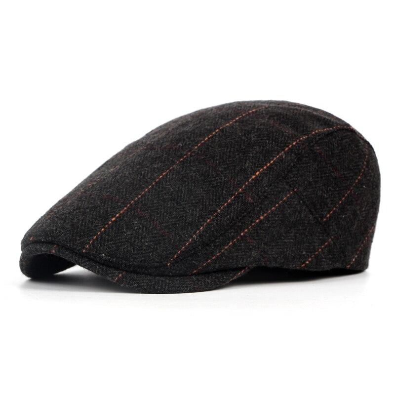 Gorra plana UK para hombre boina espiga Newsboy Bakerboy sombrero ... 15d47e0f2ea
